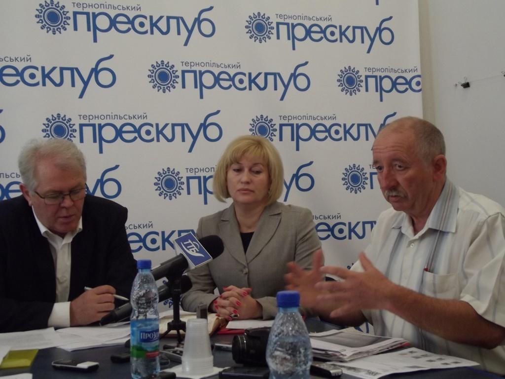 Краяни, хворі на діабет, не хочуть їхати до Тернополя