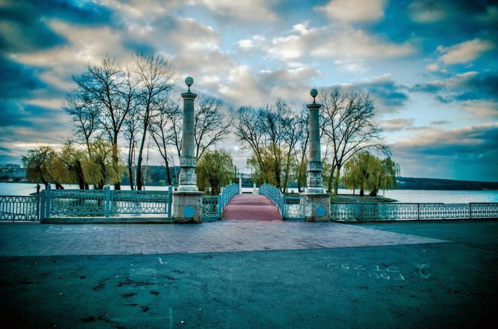 Відео про Тернопіль