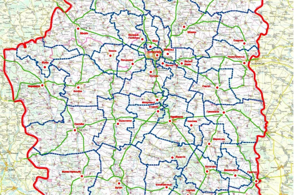 Більше третини громад Тернопілля готові до виборів