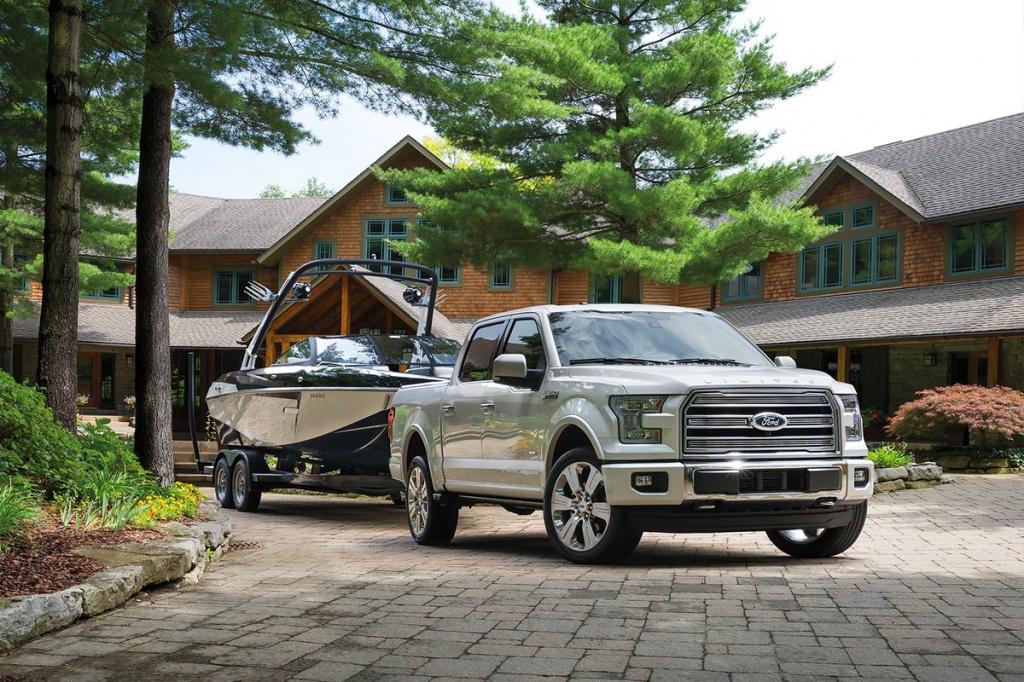 Компанія Ford представила найдорожчий пікап у світі