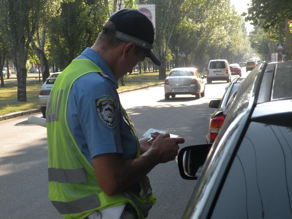 Автомобілістам у подарунок, або нові штрафи від Верховної Ради
