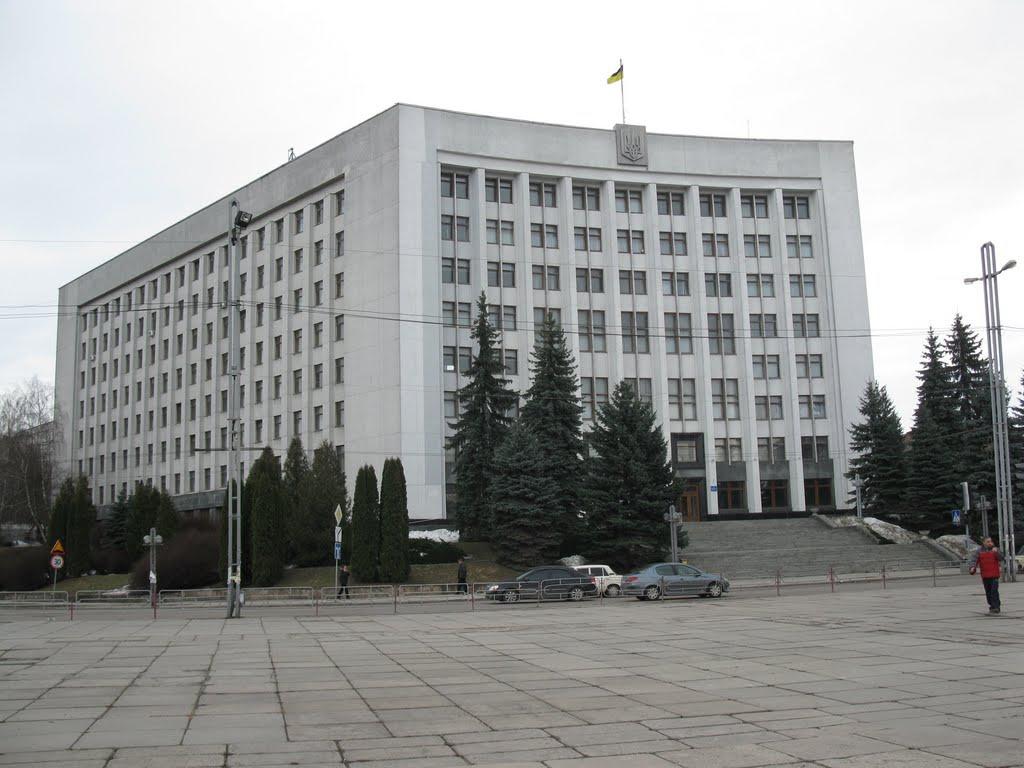 Сесія Тернопільської обласної ради відбудеться 13 серпня