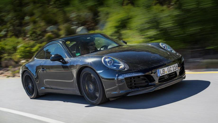 Оновлений Porsche 911 дебютує у Франкфурті