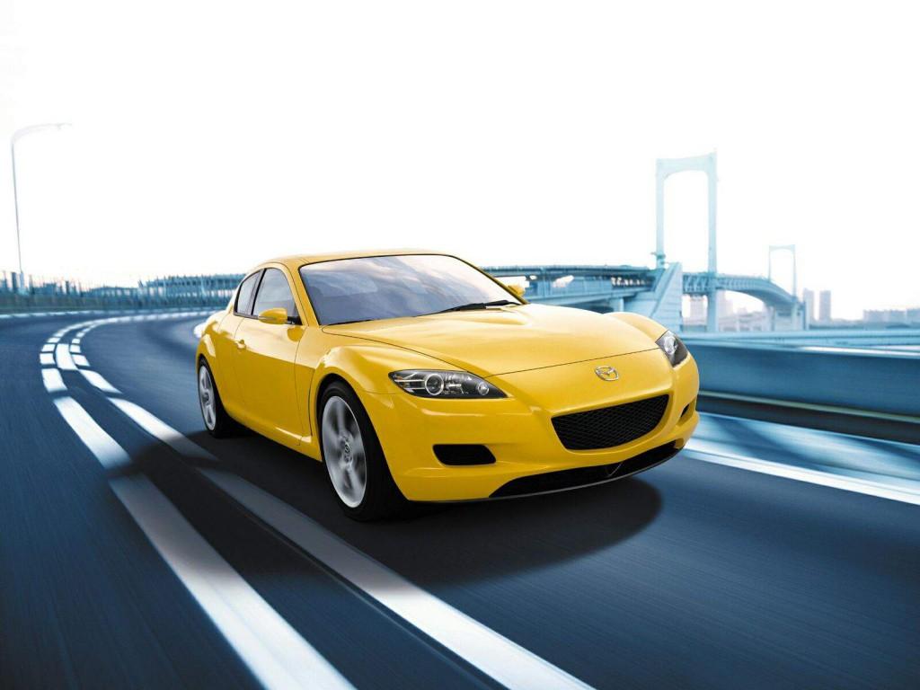 Yellow-mazda-rx8-Car-Photography