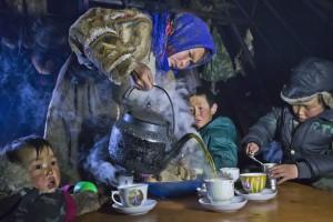 Чайна пауза на півострові Ямал