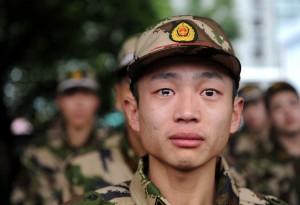 Солдат, що повернувся живим