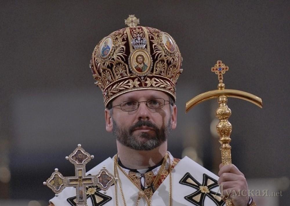 Зустріч Патріарха Святослава з молоддю
