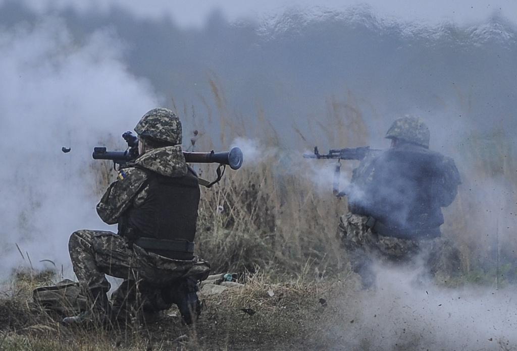 Ховається від мобілізації на війні?