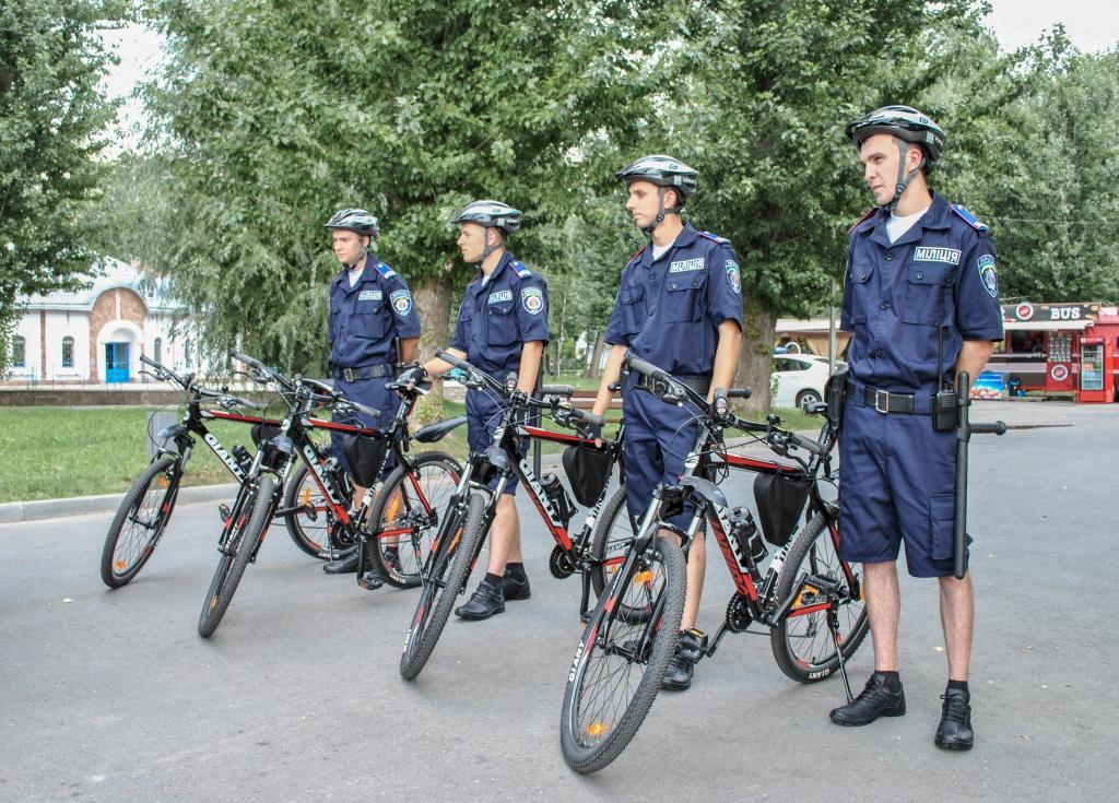 У Тернополі створили велопатруль