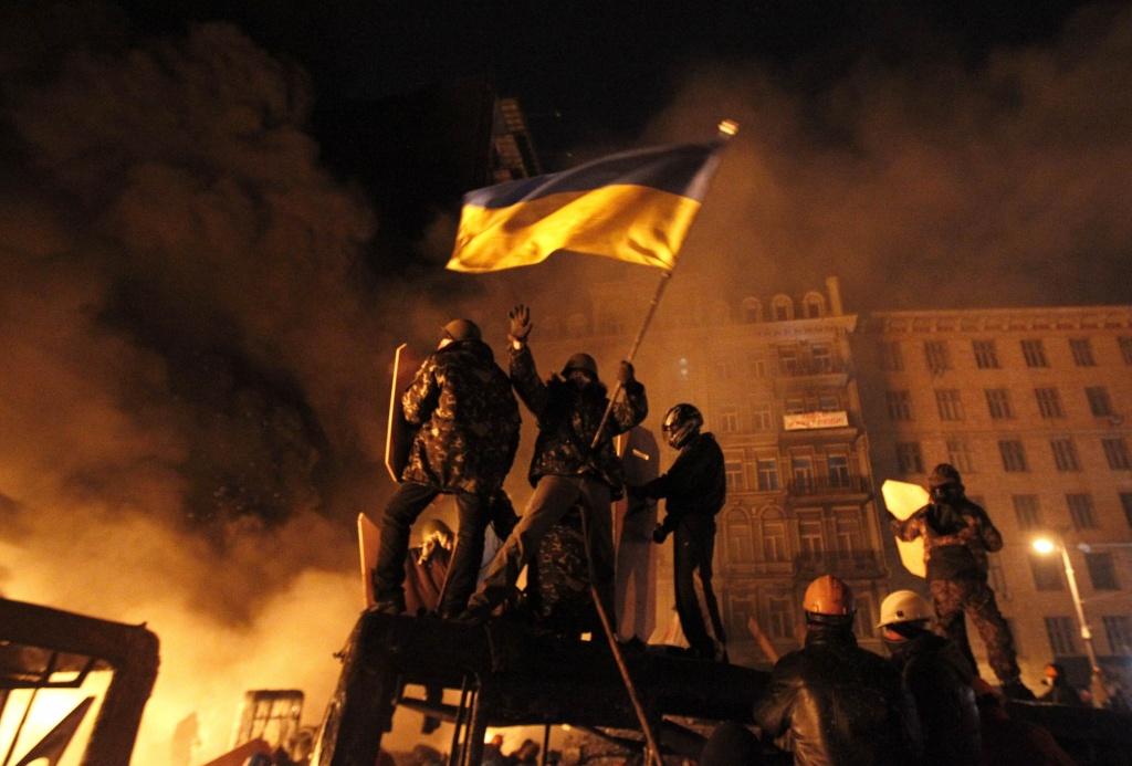 В Америці покажуть фільм про Майдан