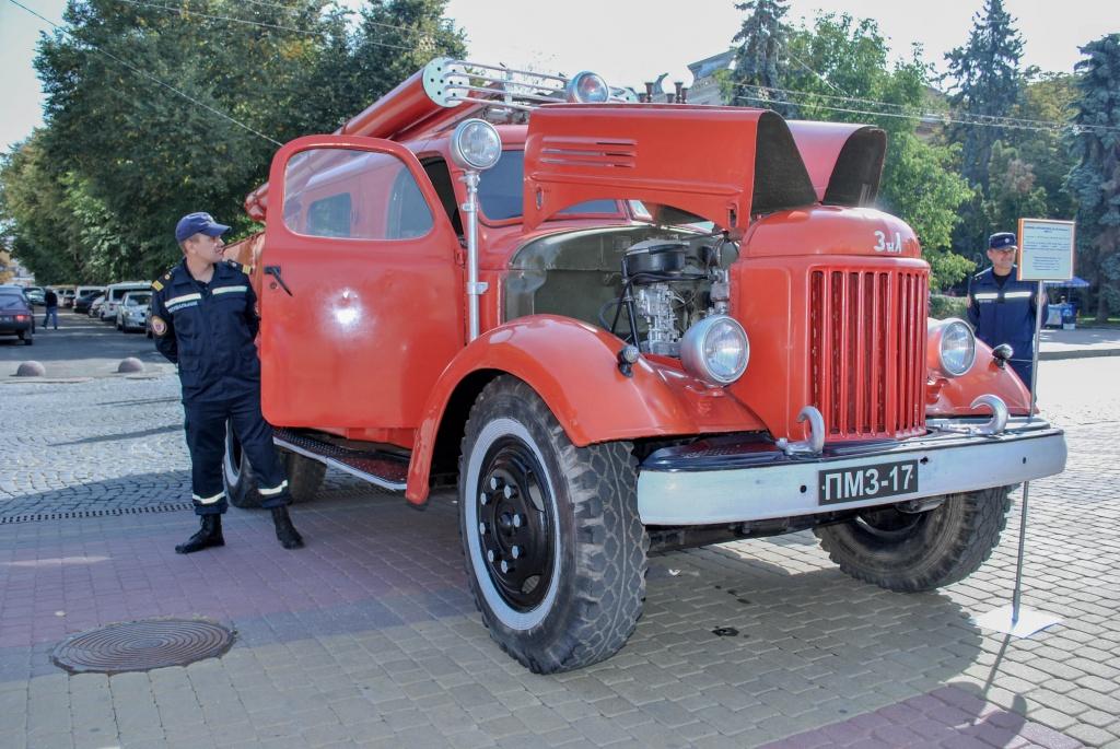 У Тернополі привітали рятувальників