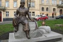 Пам'ятник_Кульчицькому_(Львів)