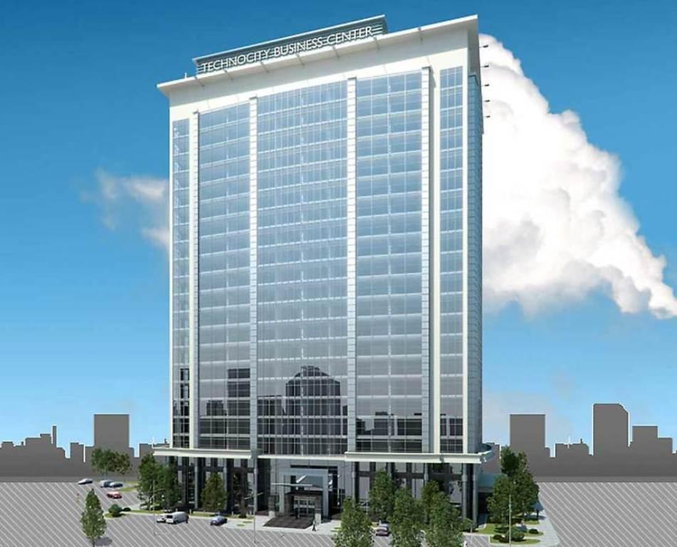 Податок за адміністративну будівлю