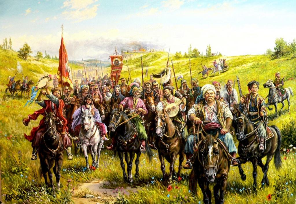 Про любов до України — через подвиги козаків