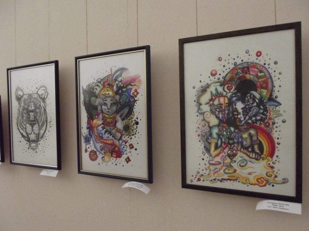 «Траєкторія» творчості тернопільських митців