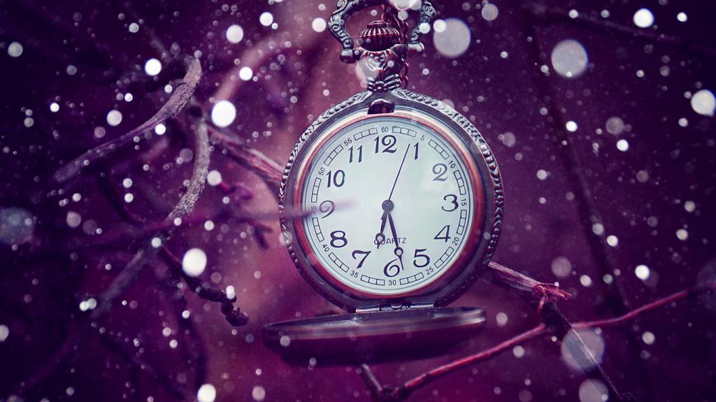 Перейдемо на зимовий час
