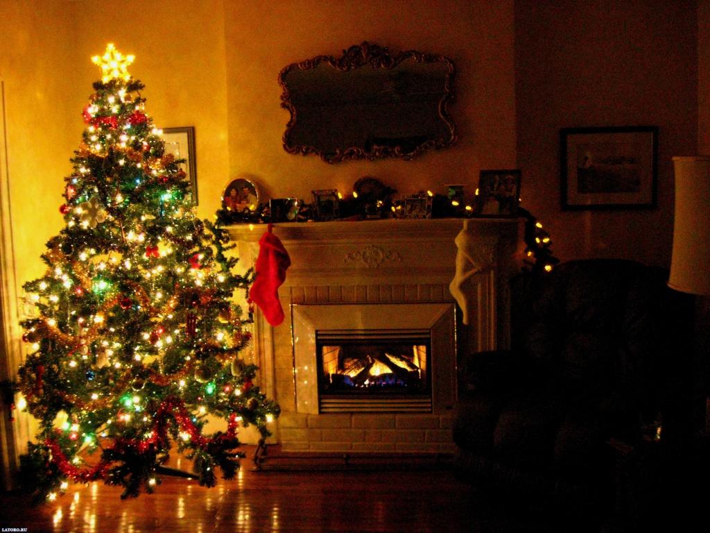 Як урізноманітнити новорічну ялинку