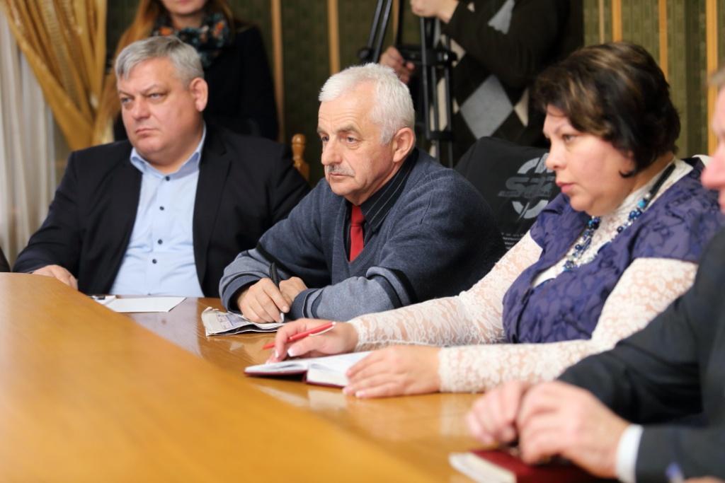 У Тернополі створять експертні ради