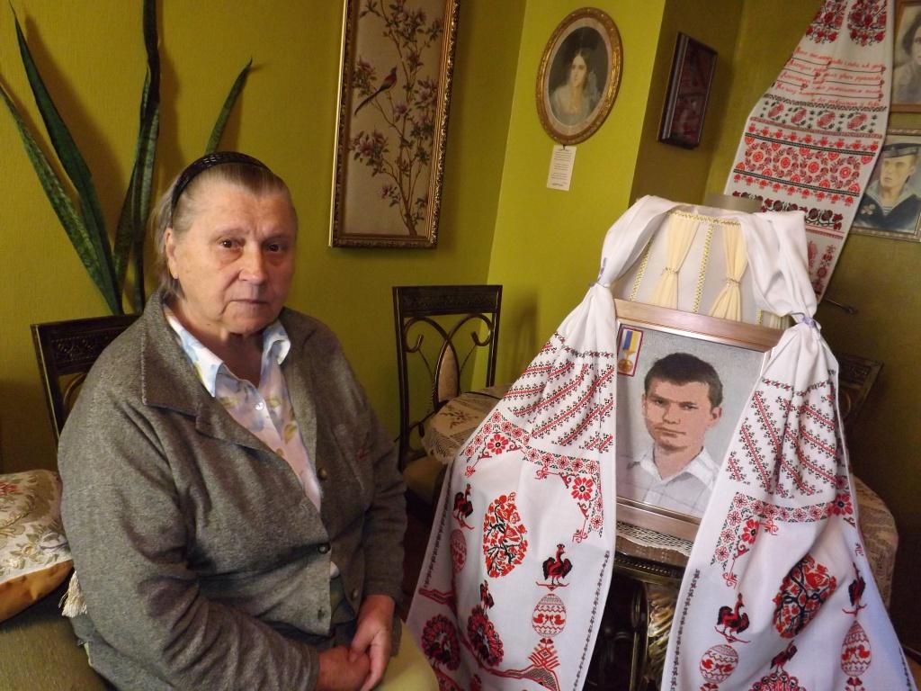 Олександра Стародубцева: «Хай мені погрожують, хай убивають…»