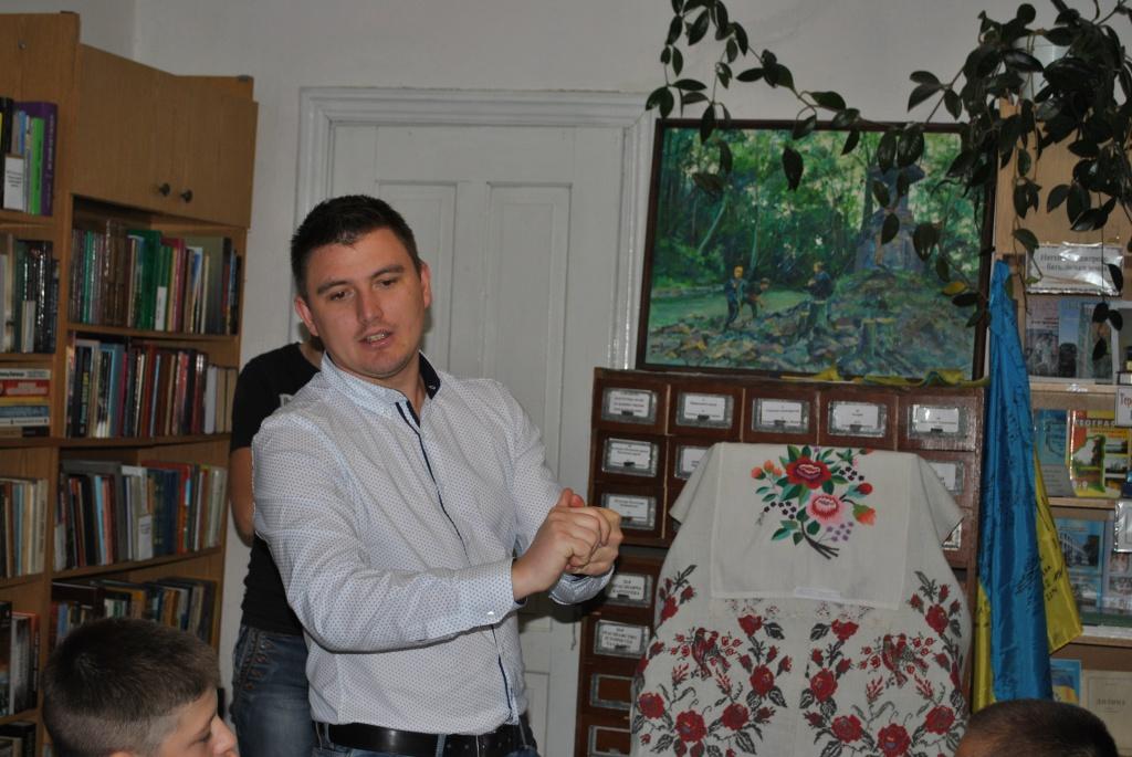 Вільне Життя та Мар'ян Вархолік запрошують на майстер-клас