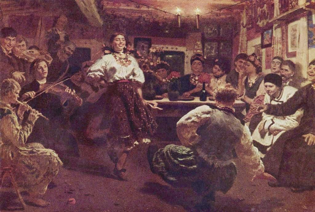 Андріївські вечорниці в «Карітасі»