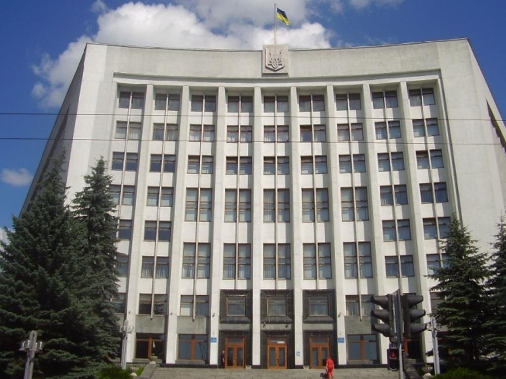 Віктор Овчарук – голова Тернопільської облради