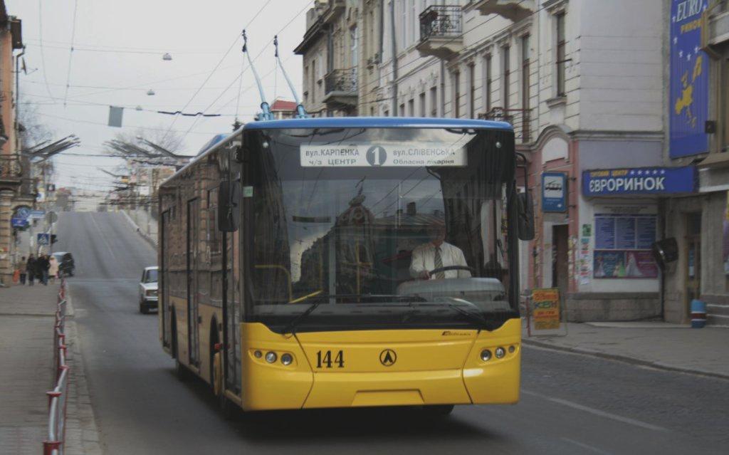 У Тернополі курсуватиме нічний транспорт