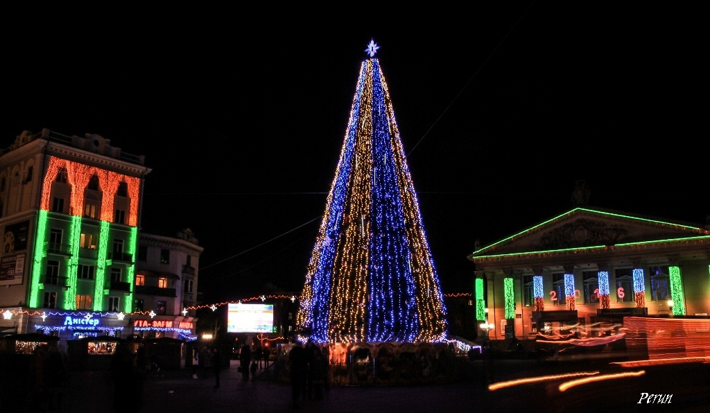 Святкування Нового року пройшло без грубих порушень громадського порядку