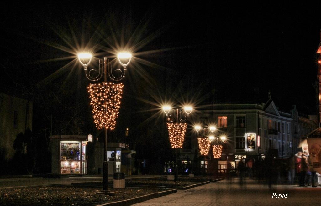 На зовнішнє освітлення Тернополя чекає капітальний ремонт