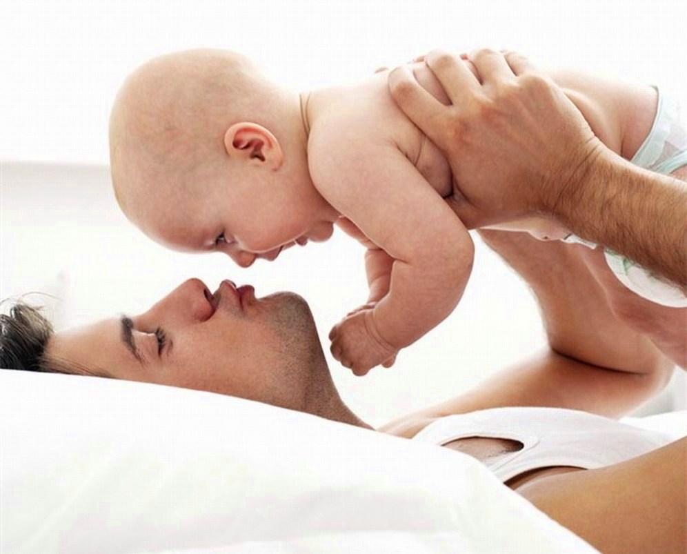 Як «розбудити» татуся?