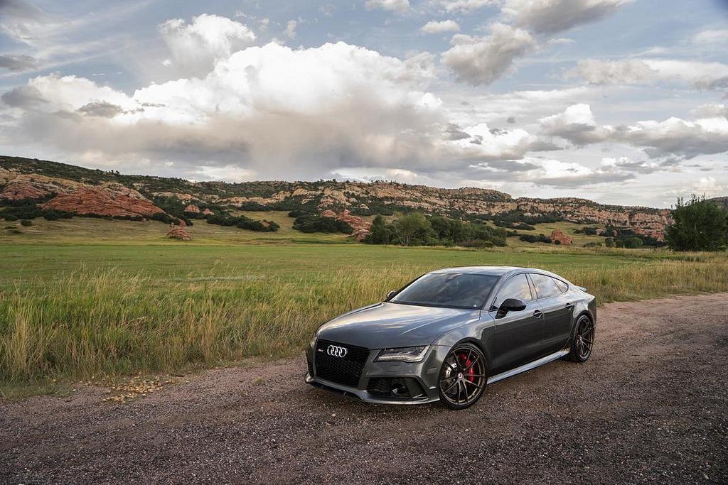 Апгрейд Audi RS7 від TAG Motorsports