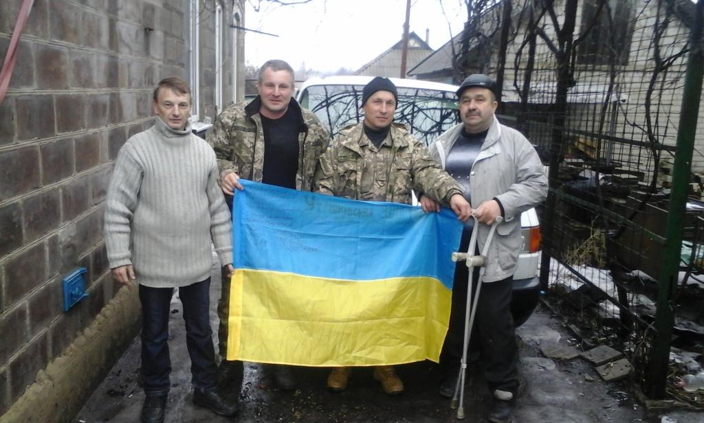 П'ять сіл Львівщини зібрали допомогу солдатам АТО