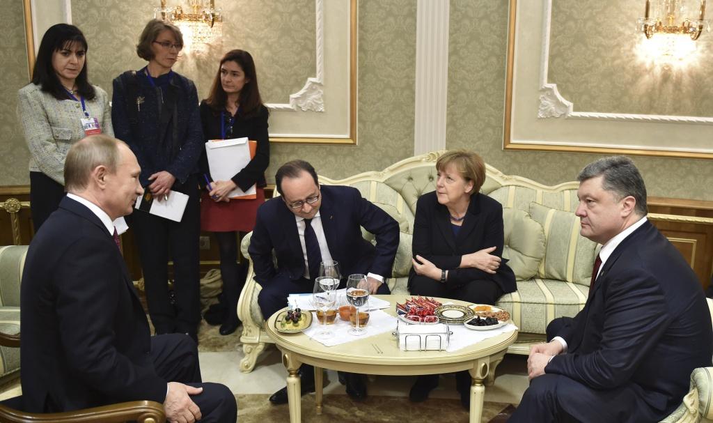 Україна виконує свої зобов'язання за Мінськими угодами, – представництво України при ЄС