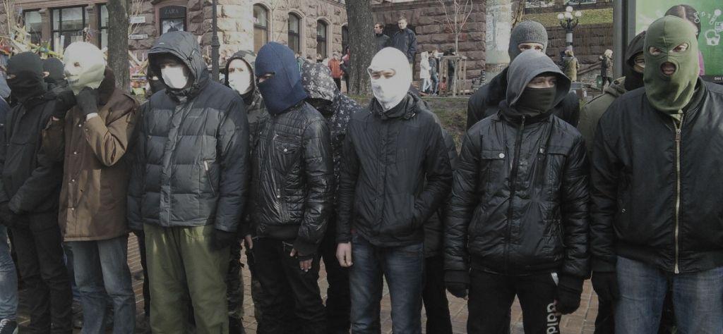 У Тернопіль приїхали тітушки з Львівщини?