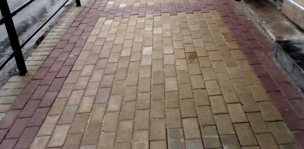 Скільки тротуарів і за скільки викладуть бруківкою цьогоріч у Тернополі?