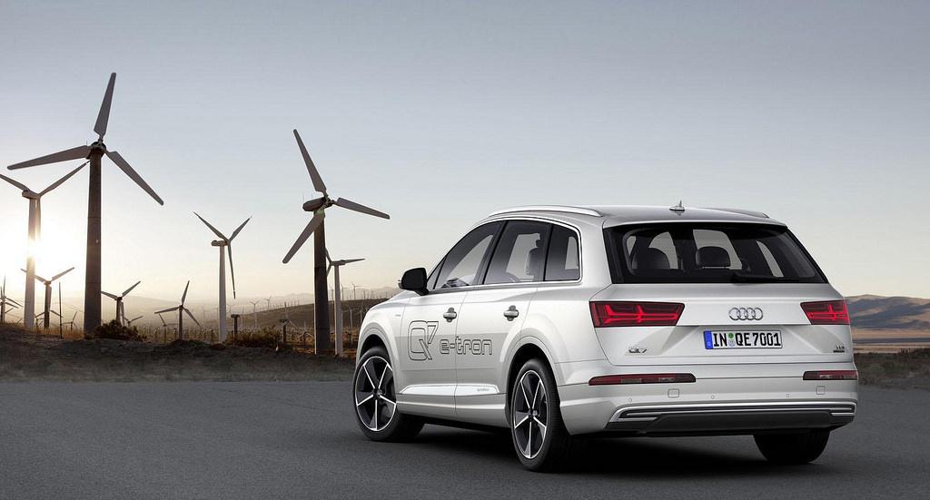 Audi Q7 e-tron нарешті отримав ціну