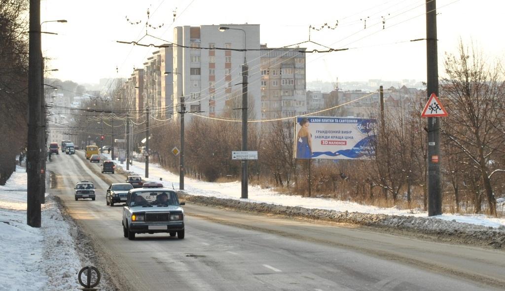 Оновлено перелік автобусних маршрутів у Тернополі