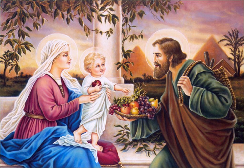 Та, що стала мамою Бога