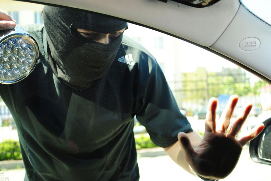 Не провокуйте крадіїв!