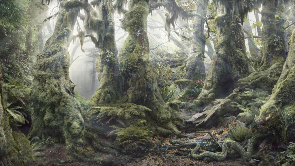 Чари прадавнього лісу