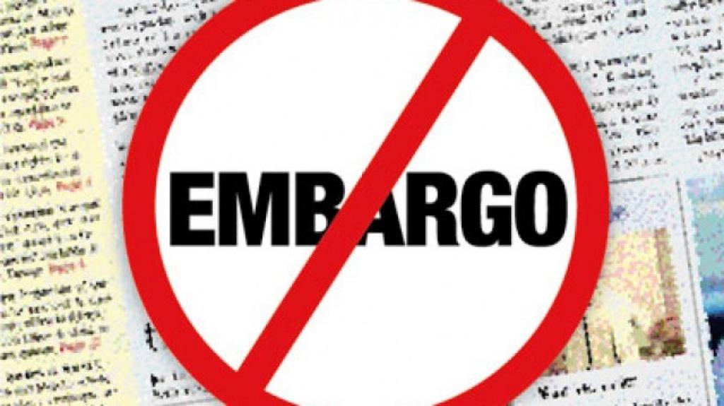 ЧЕРЕЗ 10 ДНІВ УКРАЇНА ВВЕДЕ ДОДАТКОВЕ ЕМБАРГО НА ПРОДУКТИ З РОСІЇ. ПЕРЕЛІК ЗАБОРОНЕНИХ ТОВАРІВ