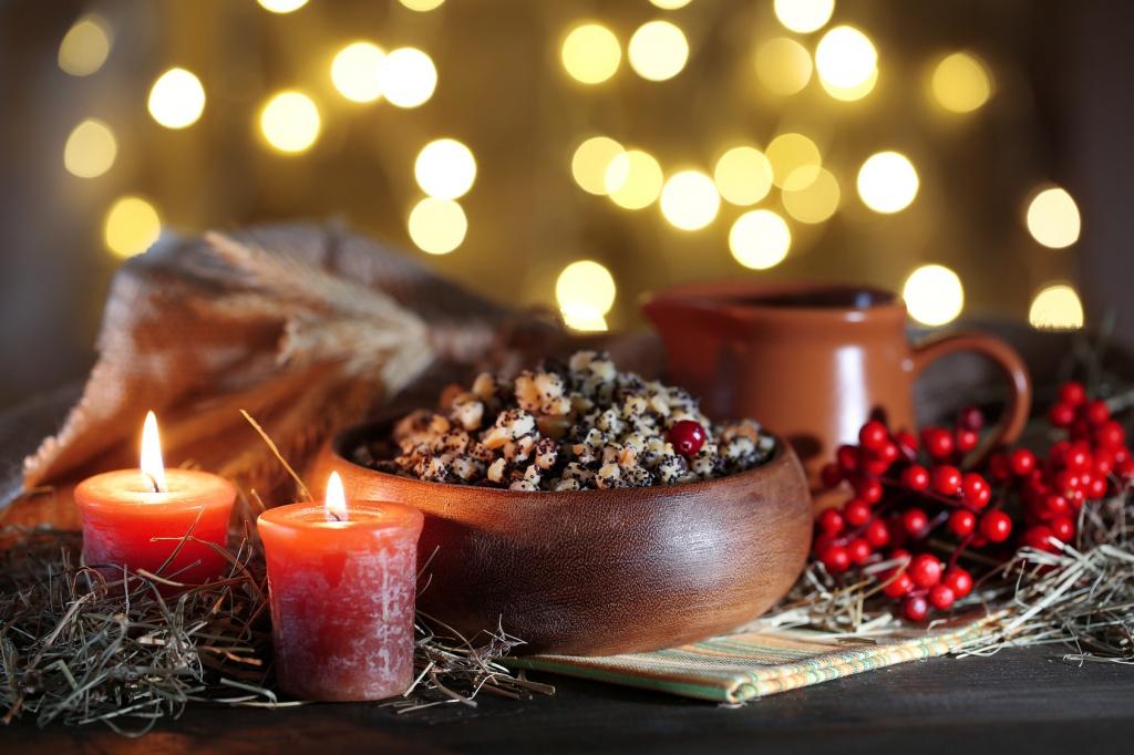 Сяйво різдвяної зірки