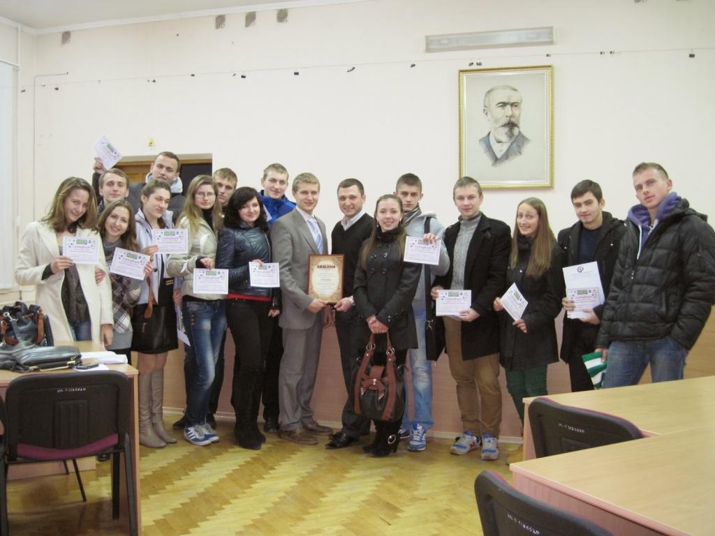 Студентство Тернопілля