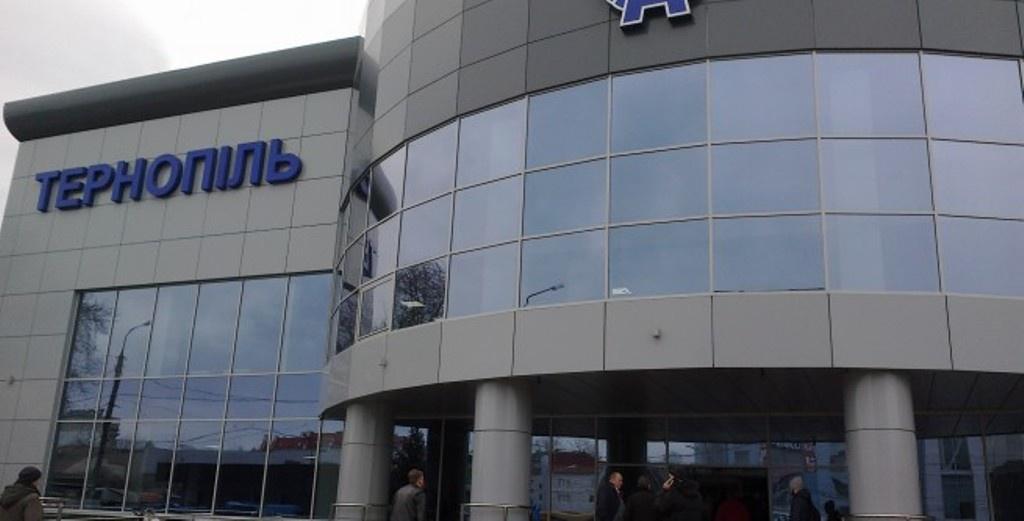 Сьогодні запрацював оновлений автовокзал Тернополя