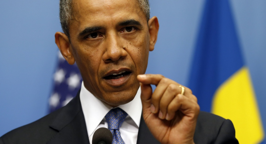 У Білому домі повідомили, що Обама не планує візит в Україну