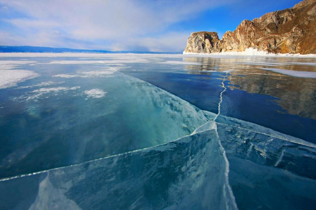 Лід – підступний