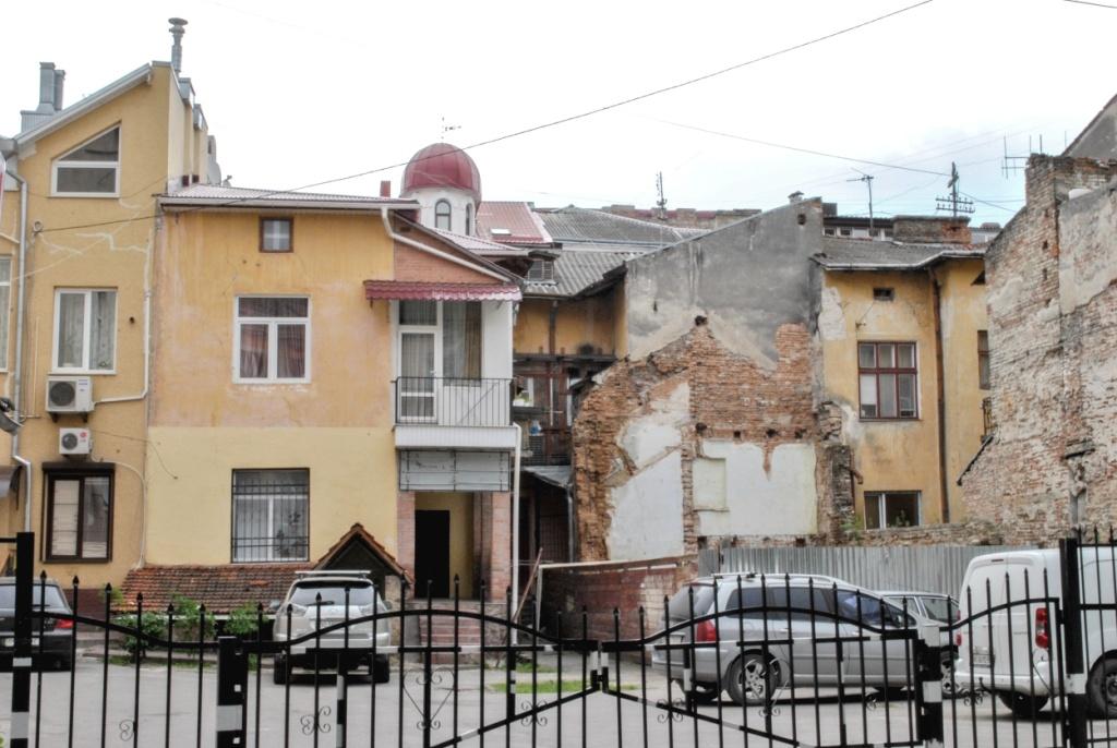 Ремонт фасадів і балконів Тернополя обійдеться у півтора мільйона