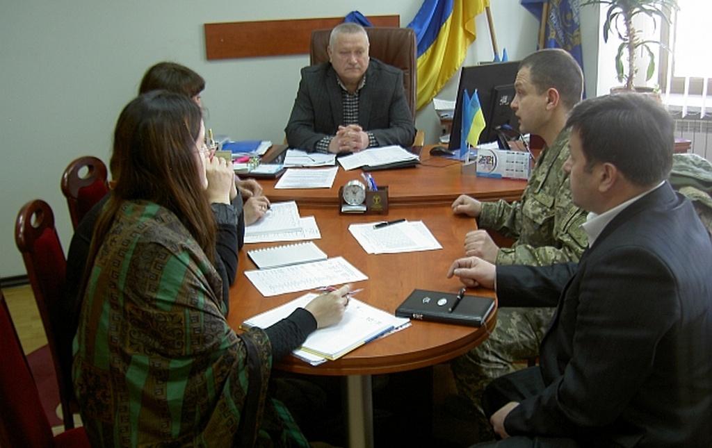 Центр зайнятості підписав із військкоматом план дій
