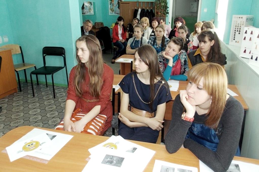 Провели ярмарок кар'єри для учнів Шумського ПТУ