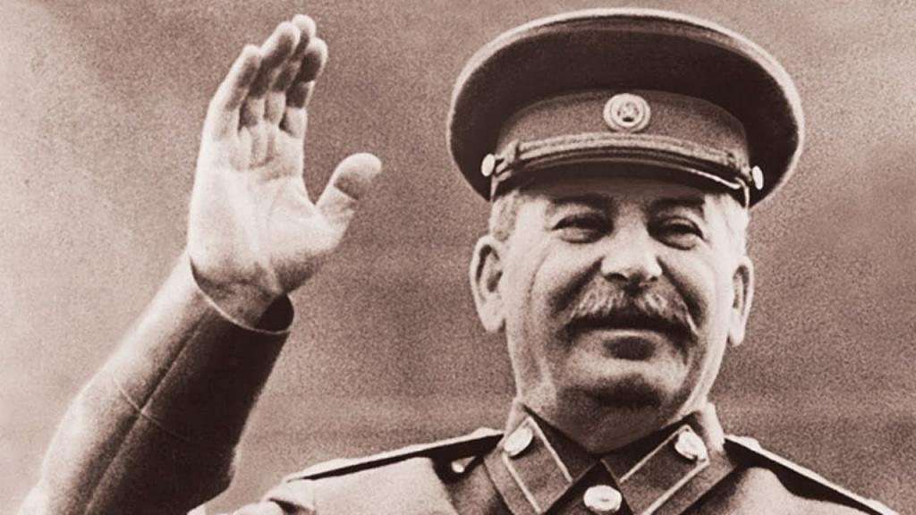 Навчилися у Сталіна